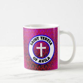 Sanktt Teresa av Avila Kaffemugg