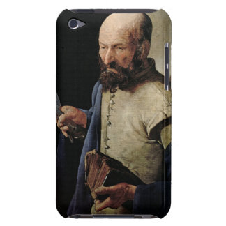 Sanktt Thomas (olja på kanfas) Barely There iPod Överdrag