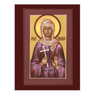 Sanktt Valentina bönkort Vykort