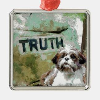 sanning behöver böjlighet julgransprydnad metall
