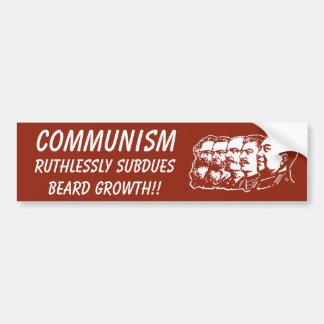Sanningen om kommunism bildekal