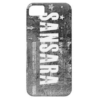 Sansara- knappt där iPhone 5 fodral