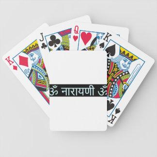 sanskrit mantra: Gudinna Lakshmi: Rikedom pengar Spelkort
