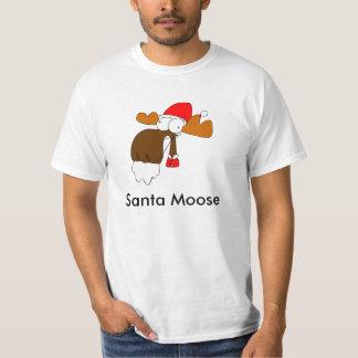 Santa älg tröjor
