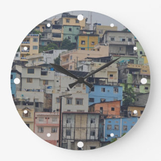 Santa Ana backe - Guayaquil Ecuador Stor Klocka