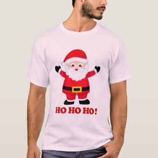 Santa beställnings- manar grundläggande T-tröja Tee Shirt