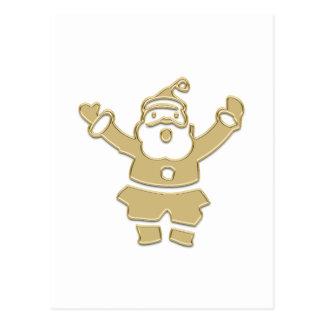Santa Claus Vykort