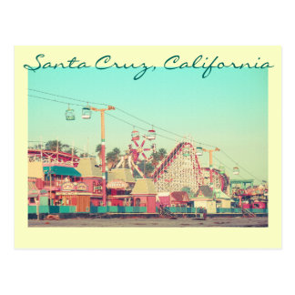 Santa Cruz nostalgi Vykort