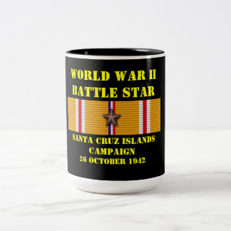 Santa Cruz ökampanj Två-Tonad Mugg
