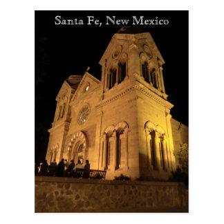 Santa Fe NM vykort