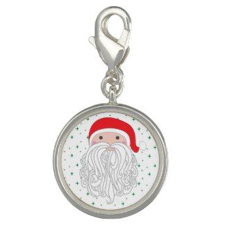 Santa gnistraberlock foto berlock
