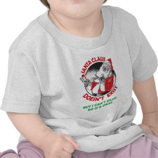 Santa gör inte, Finnas-Men jag kan inte läsa, så Tshirts