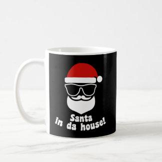 Santa i Da-hus Kaffemugg