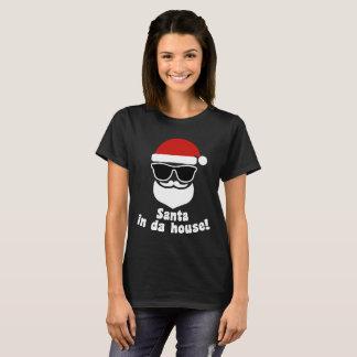 Santa i Da-hus Tee Shirts