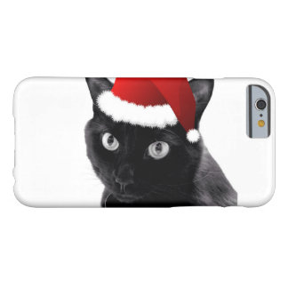Santa katt barely there iPhone 6 skal