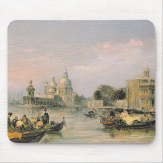 Santa Maria dellahonnör, Venedig, 19th århundrade Musmatta