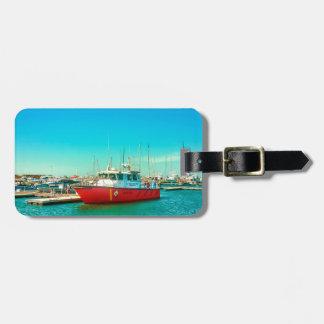 Santa Marta port Bagagebricka
