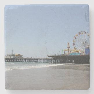 Santa Monica pir Stenunderlägg