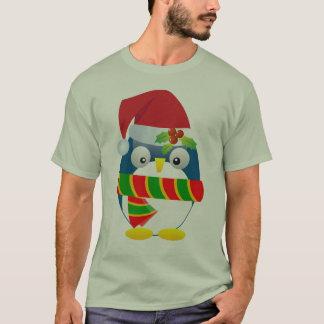 Santa pingvinT-tröja Tee Shirts