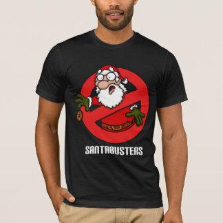 Santa rackaremanar utslagsplats tröja