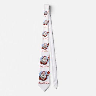 Santa Tie Slips
