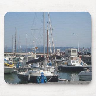 Santander - hamn musmatta