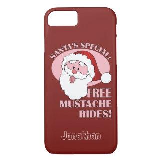 Santas cases för telefon för namn för