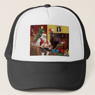 Santas Whippet Keps
