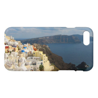 Santorini i eftermiddagsolen iPhone 7 skal