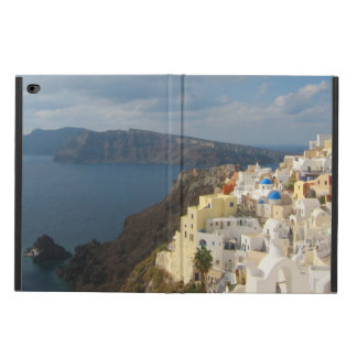 Santorini i eftermiddagsolen powis iPad air 2 skal