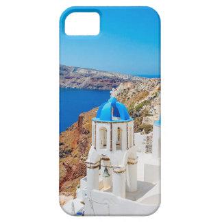 Santorini ö - Caldera, Grekland iPhone 5 Case-Mate Skydd