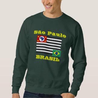 São Paulo Brasilien tröja