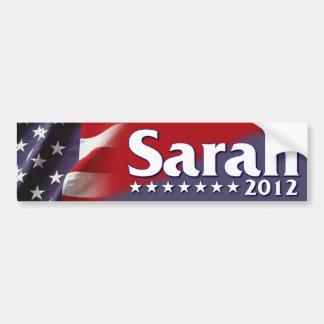 Sarah Palin bildekal 2012