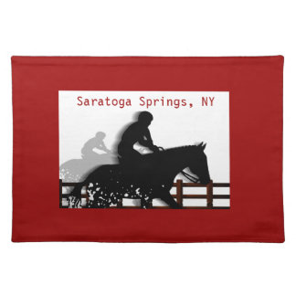 Saratoga Springs New York Bordstablett