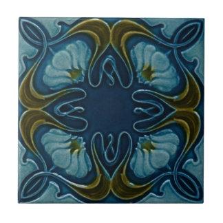 Särdrag Backsplash för art nouveauvintagedesignen Liten Kakelplatta