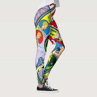 Särdragtecknader #108 leggings