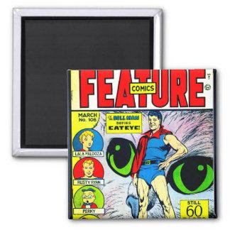 Särdragtecknader #108 magnet