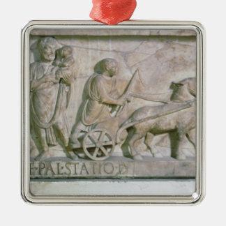 Sarkofag av Cornelius Statius Julgransprydnad Metall
