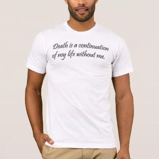 sartre qoute 4 t-shirts