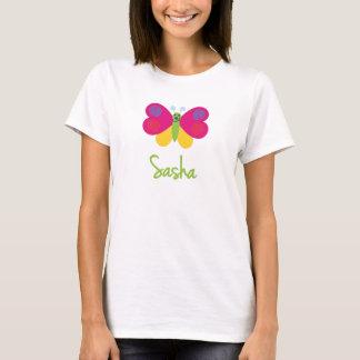 Sasha fjärilen tee shirts