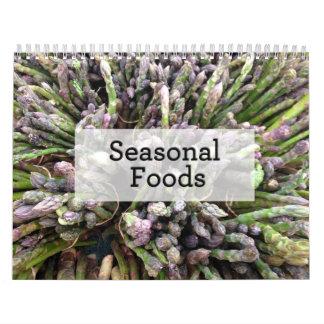 Säsongsbetonad kalender för matar 2014