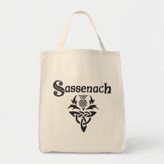 Sassenach - Celtic Thistle Tygkasse