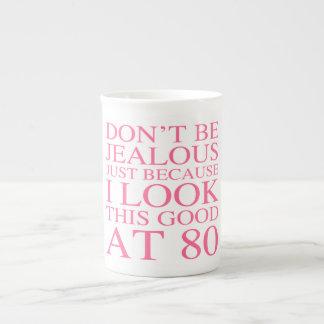 Sassy 80th födelsedag för kvinnor tekopp