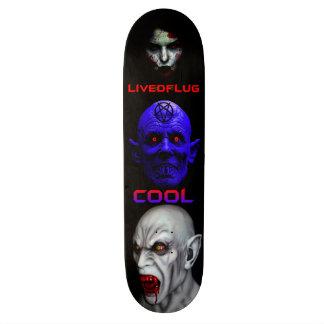 SATANIC Skateboard