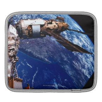 Satellit- Orbiting i utrymme 2 Sleeve För iPads