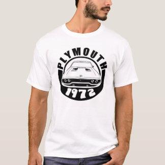 Satellit- skjorta 1972 för Plymouth Roadrunner Tee Shirts
