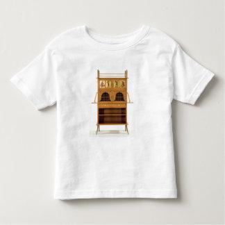 Satinwood som är kabinett med målade paneler, t-shirt