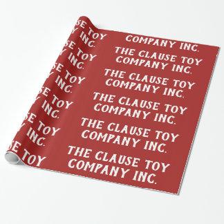 Satsen Leksak Företag Inc. - Presentpapper
