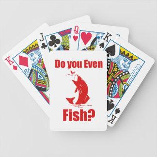 Sätt dina pengar var din krok är spelkort
