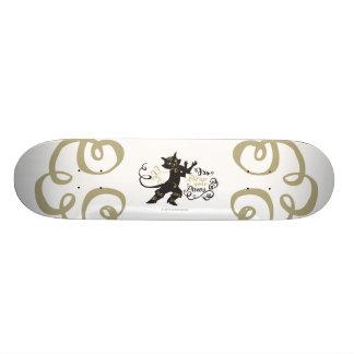 Sätt upp dina tassar skateboard bräda 20 cm